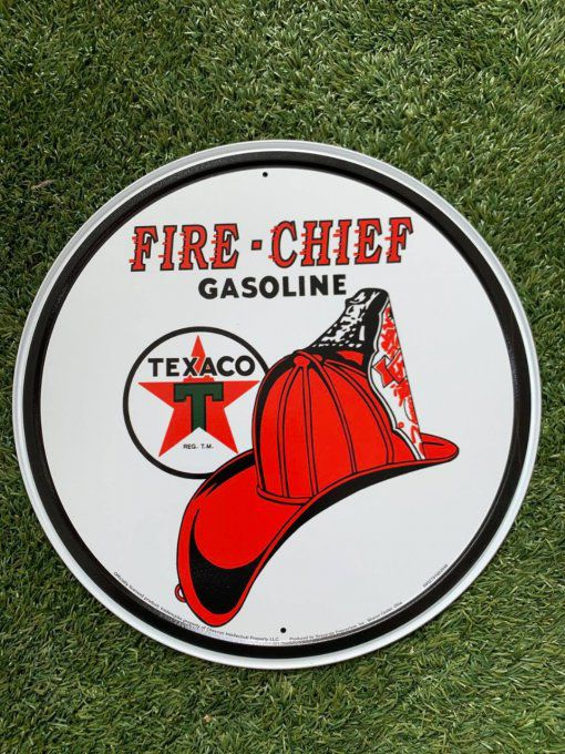 Texaco Fire chief